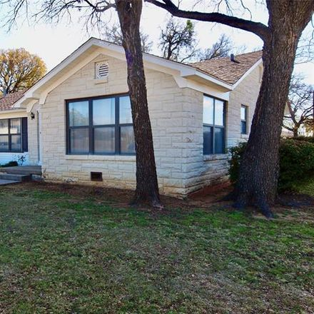 Rent this 3 bed house on 1112 Cypress Street in Graham, TX 76450
