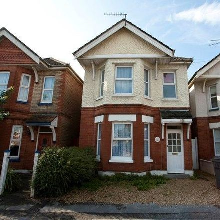 Rent this 4 bed house on Hankinson Road in Bournemouth BH9 1HJ, United Kingdom