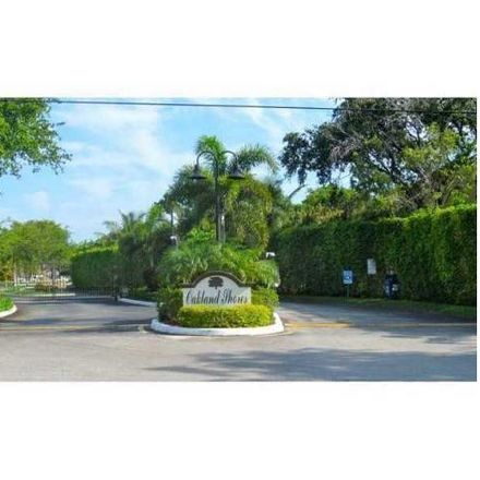 Rent this 1 bed apartment on 3129 Oakland Shores Drive in Oakland Park, FL 33309