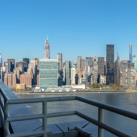 Rent this 2 bed apartment on Queens Blvd in Long Island City, NY