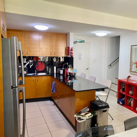 Rent this 1 bed apartment on 18/30 Saunders Street
