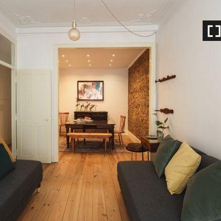 Rent this 2 bed apartment on Pavilhão Desportivo da Ajuda in Calçada da Tapada, 1349-049 Lisbon