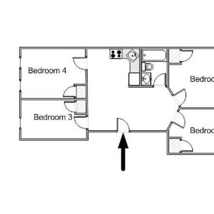 Rent this 1 bed room on Rosticceria cinese in Via Venezia, 16127 Genoa Genoa