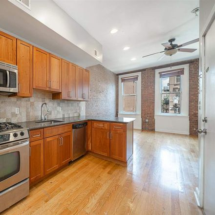 Rent this 1 bed apartment on Wayne St in Jersey City, NJ