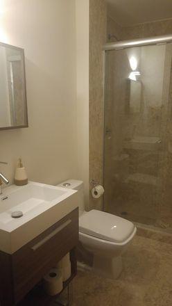 Rent this 1 bed apartment on Mexico City in Ampliación Nápoles, MEXICO CITY