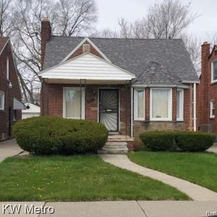 Rent this 2 bed house on 9945 Sussex Street in Detroit, MI 48227
