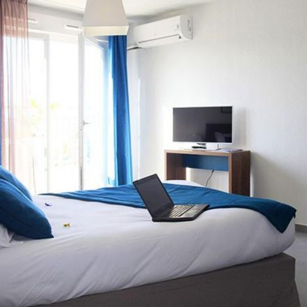 Rent this 0 bed apartment on Parking relais Métro La Blancarde in Impasse Girard, 13005 Marseille