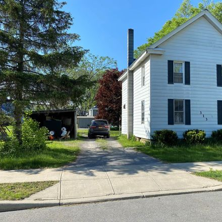 Rent this 3 bed house on 313 Walnut Street in Corinth, NY 12822