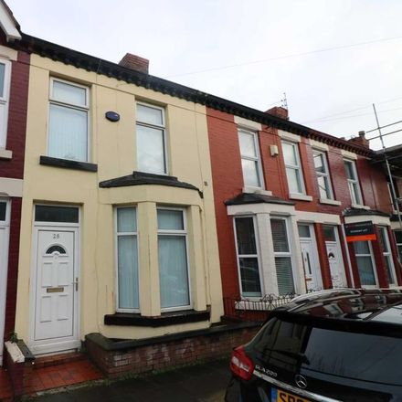 Rent this 4 bed house on 14 Thornes Road in Liverpool L6 9AB, United Kingdom