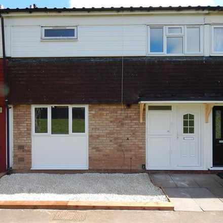 Rent this 3 bed house on unnamed road in Redditch B98 7SL, United Kingdom