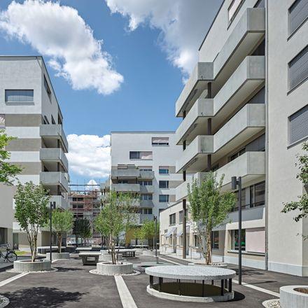 Rent this 4 bed apartment on Heerenschürlistrasse 4 in 8051 Zurich, Switzerland