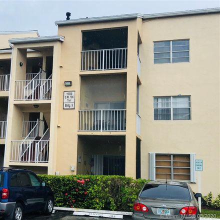 Rent this 2 bed condo on 15330 Southwest 106th Terrace in Hammocks, FL 33196