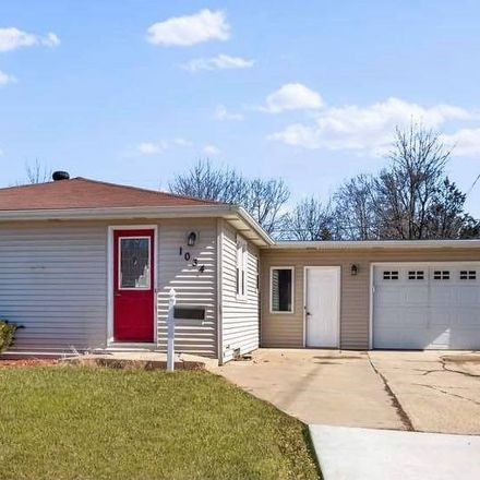 Rent this 3 bed house on 1034 South Telulah Avenue in Appleton, WI 54915