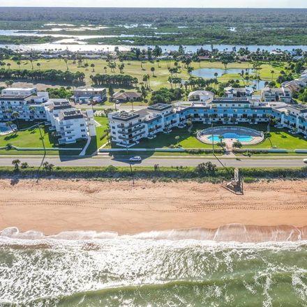Rent this 2 bed apartment on S Oceanshore Blvd in Flagler Beach, FL
