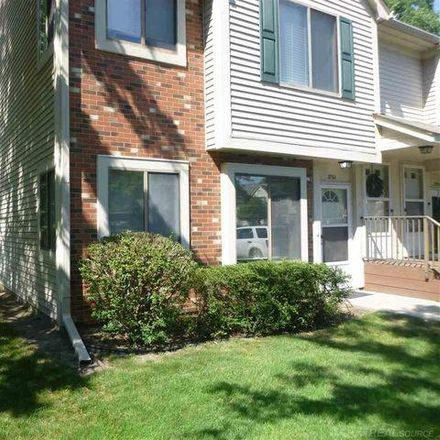 Rent this 2 bed condo on 27501 Harrison Wood Lane in Lakeside, MI 48045