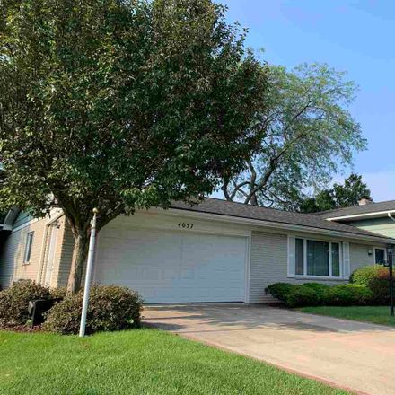 Rent this 3 bed apartment on 4057 Dickinson Drive in Saginaw Charter Township, MI 48603