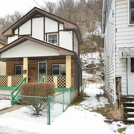 Rent this 2 bed house on Calera St in Pittsburgh, PA
