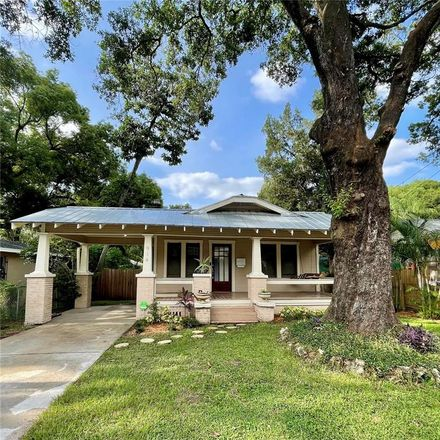 Rent this 3 bed house on 914 East Crenshaw Street in Tampa, FL 33604
