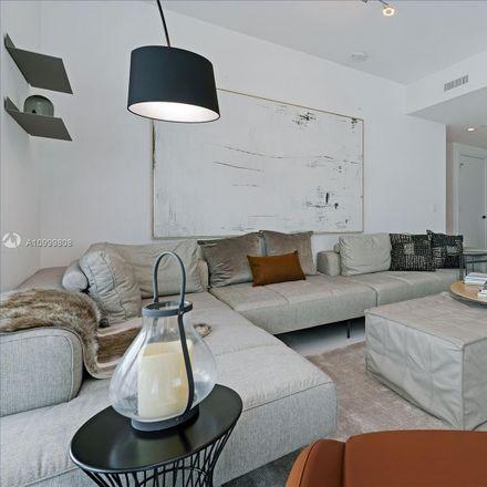 Rent this 3 bed condo on 1080 Brickell Avenue in Miami, FL 33131