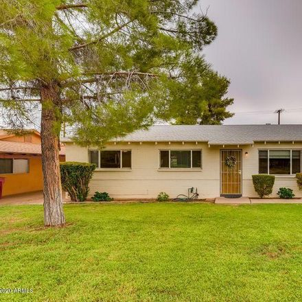 Rent this 3 bed house on 7407 East Polk Street in Scottsdale, AZ 85257