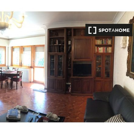 Rent this 1 bed room on Via Cartesio in 00137 Rome RM, Italy