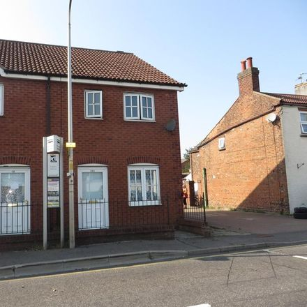 Rent this 2 bed house on Aldi in St Thomas's Road, Spalding PE11 2XY