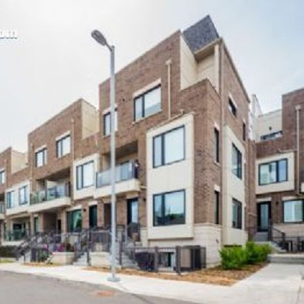 Rent this 3 bed townhouse on 16 Drummond Street in Toronto, ON M8V 1Y8