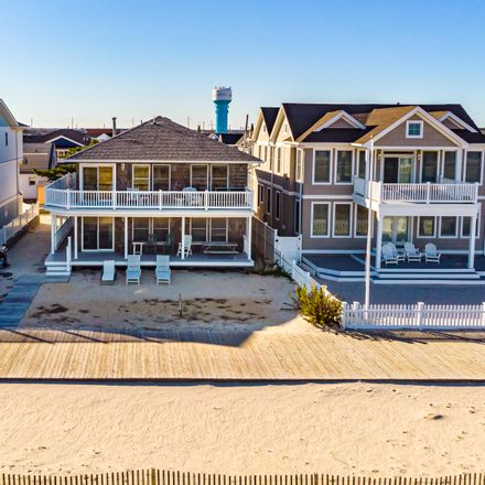 Rent this 3 bed duplex on Ocean Front in Point Pleasant Beach, NJ