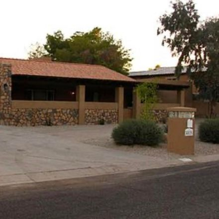 Rent this 4 bed house on East Sunnyside Drive in Scottsdale, AZ 85060