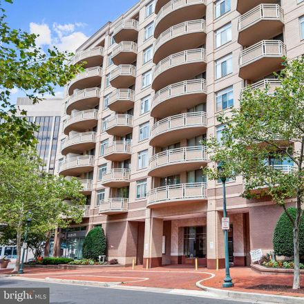 Rent this 1 bed condo on 4801 Fairmont Avenue in Bethesda, MD 20814