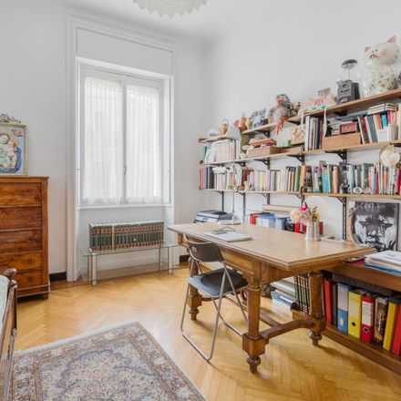 Rent this 2 bed room on Mail Box Etc in Via della Moscova, 13