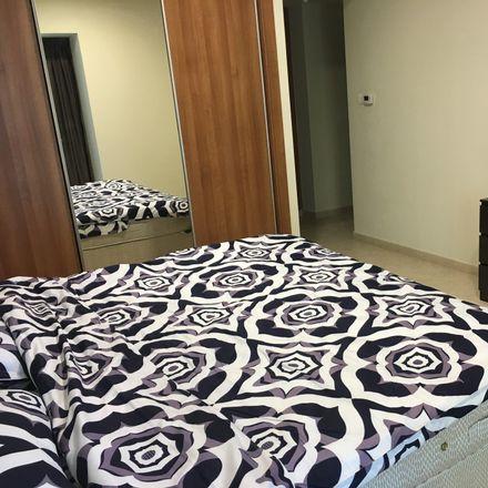 Rent this 1 bed room on Princess Tower in Al Marsa Street, Dubai Media City