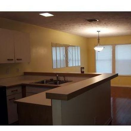 Rent this 2 bed condo on 1006 Wood Creek Drive in Fayetteville, NC 28314