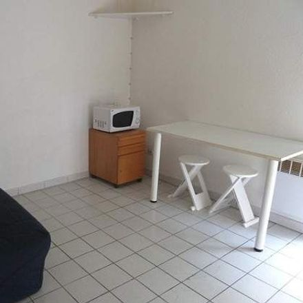Rent this 0 bed apartment on 10 Chemin Thiers in 38100 Grenoble, France