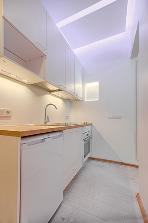 Rent this 1 bed apartment on Gynėjų g. in Vilnius, Lituania