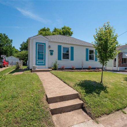 Rent this 2 bed house on 4611 Seibert Avenue in Lemay, MO 63123