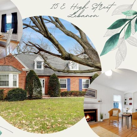 Rent this 4 bed house on 15 East High Street in Lebanon, PA 17042
