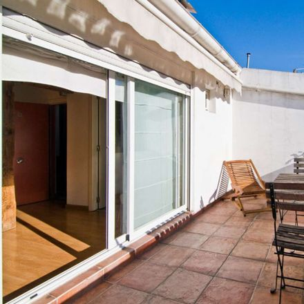 Rent this 1 bed apartment on Calle de Barcelona
