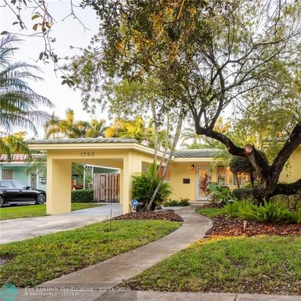 Rent this 2 bed house on 1793 Northeast 20th Street in Fort Lauderdale, FL 33305