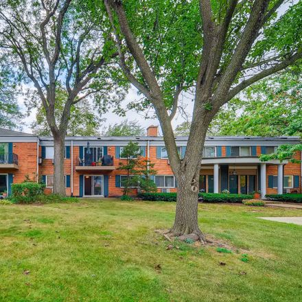 Rent this 2 bed condo on 2407 South Goebbert Road in Arlington Heights, IL 60005