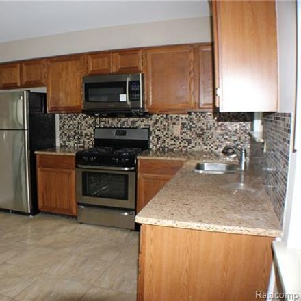 Rent this 3 bed house on 1670 Killarney Ct in Walled Lake, MI