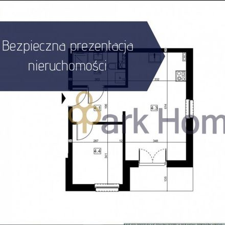 Rent this 2 bed apartment on Zamkowa in 64-130 Rydzyna, Poland