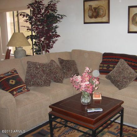 Rent this 2 bed apartment on Mirage Crossing Ct in Fountain Hills, AZ