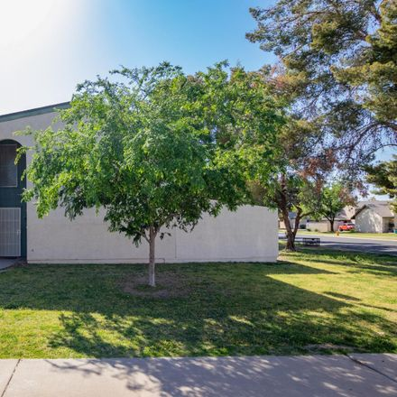 Rent this 3 bed townhouse on W Continental Dr in Glendale, AZ
