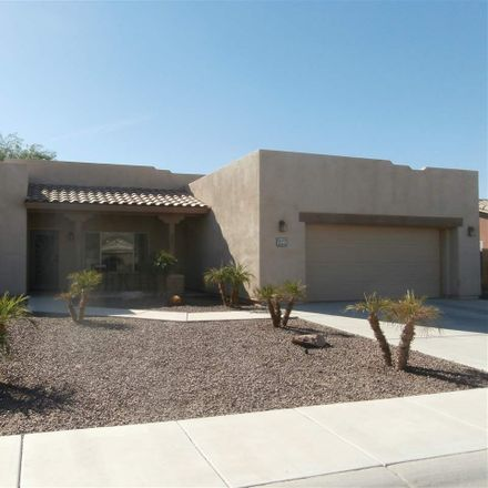 Rent this 3 bed house on E 25th Pl in Yuma, AZ