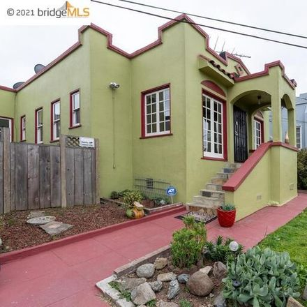Rent this 2 bed house on 2336 17th Avenue in Oakland, CA 94606