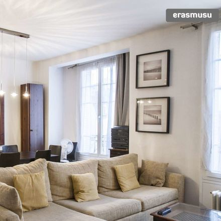 Rent this 1 bed apartment on Rue Surcouf in 75007, Paris