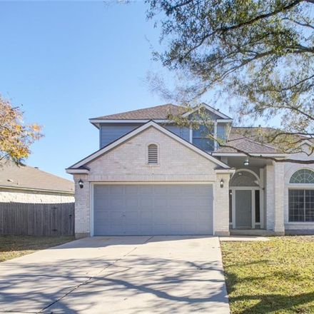 Rent this 4 bed house on 3425 Yogi Berra Way in Round Rock, TX 78665