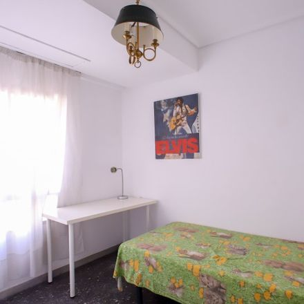 Rent this 7 bed apartment on 119 Jaume Roig in Carrer del Batxiller, 46020 Valencia