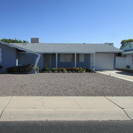 Rent this 2 bed house on 10129 W Desert Hills Dr in Sun City, AZ